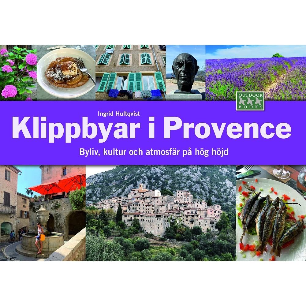 Klippbyar i Provence