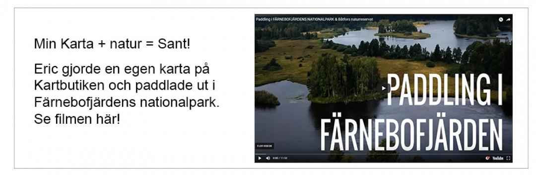 Min Karta Färnebofjärden
