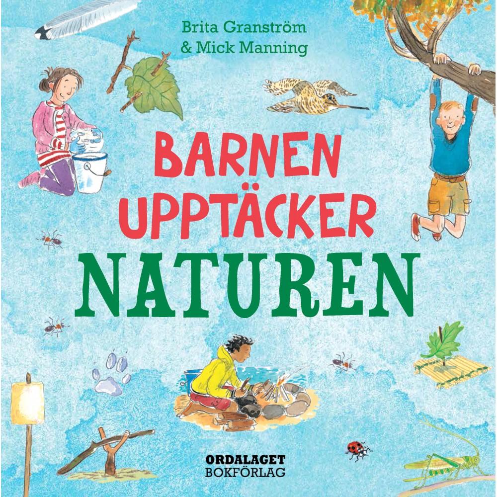 Barnen upptäcker naturen