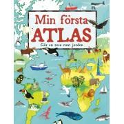 Min Första atlas - Gör en resa runt jorden