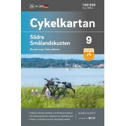 Cykelkartan 9 Södra Smålandskusten