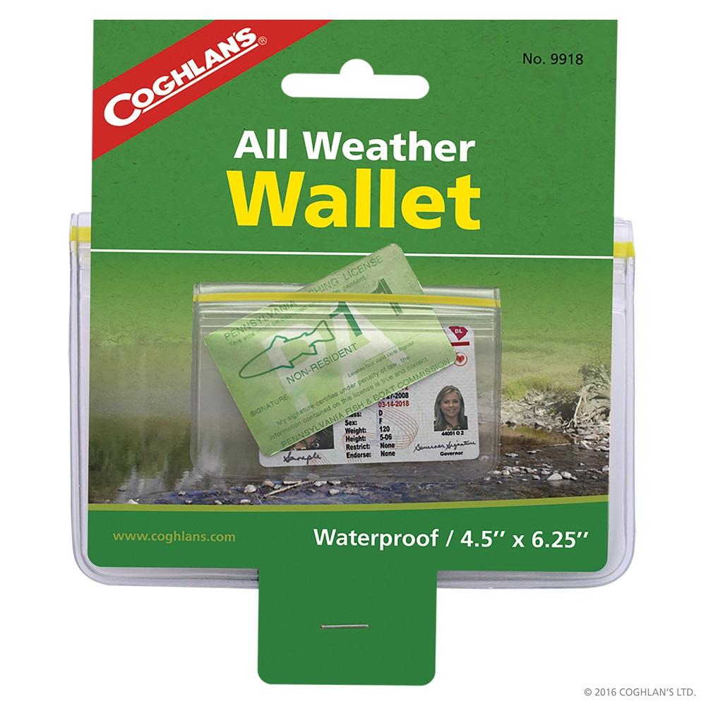 Weatherproof Wallet Coghlan´s