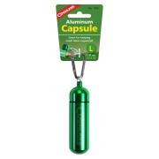 Kapsel Aluminium Large Grön Coghlan´s