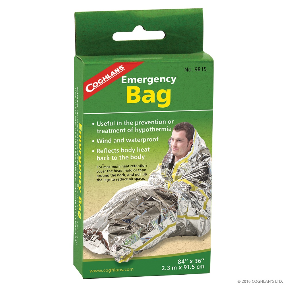 Nödsäck / Emergency bag Coghlan´s