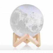 Månglob med belysning - Moon Light 12cm
