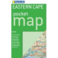 Eastern Cape Pocket map Map Studio