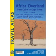 Africa Overland Travel Atlas ITM