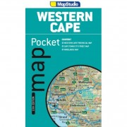Western Cape Pocket map Map Studio