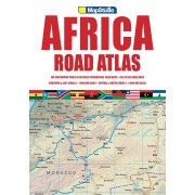 Afrika Road Atlas Map Studio