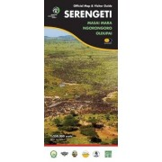 Serengeti official map and guide