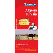 Algeriet Tunisien Michelin