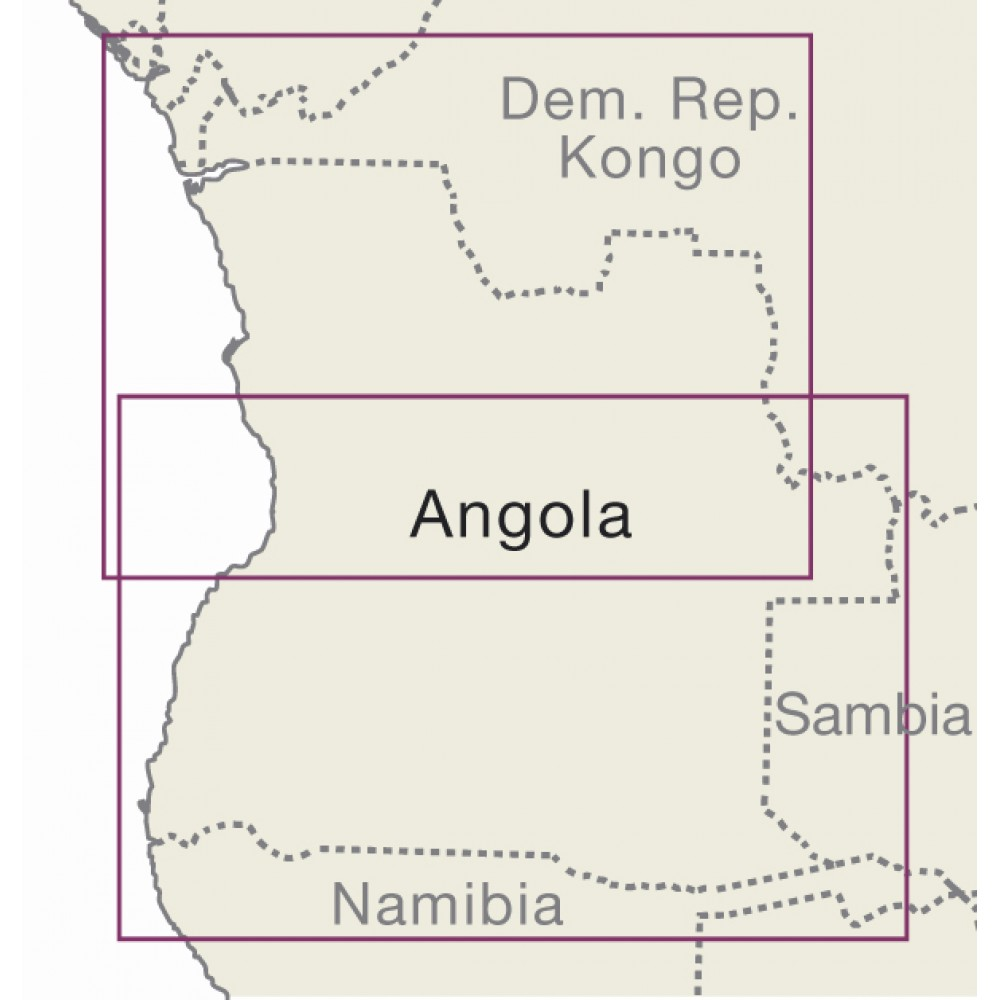 Angola Reise Know How