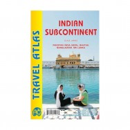 Indian Subcontinent Travel Atlas ITM