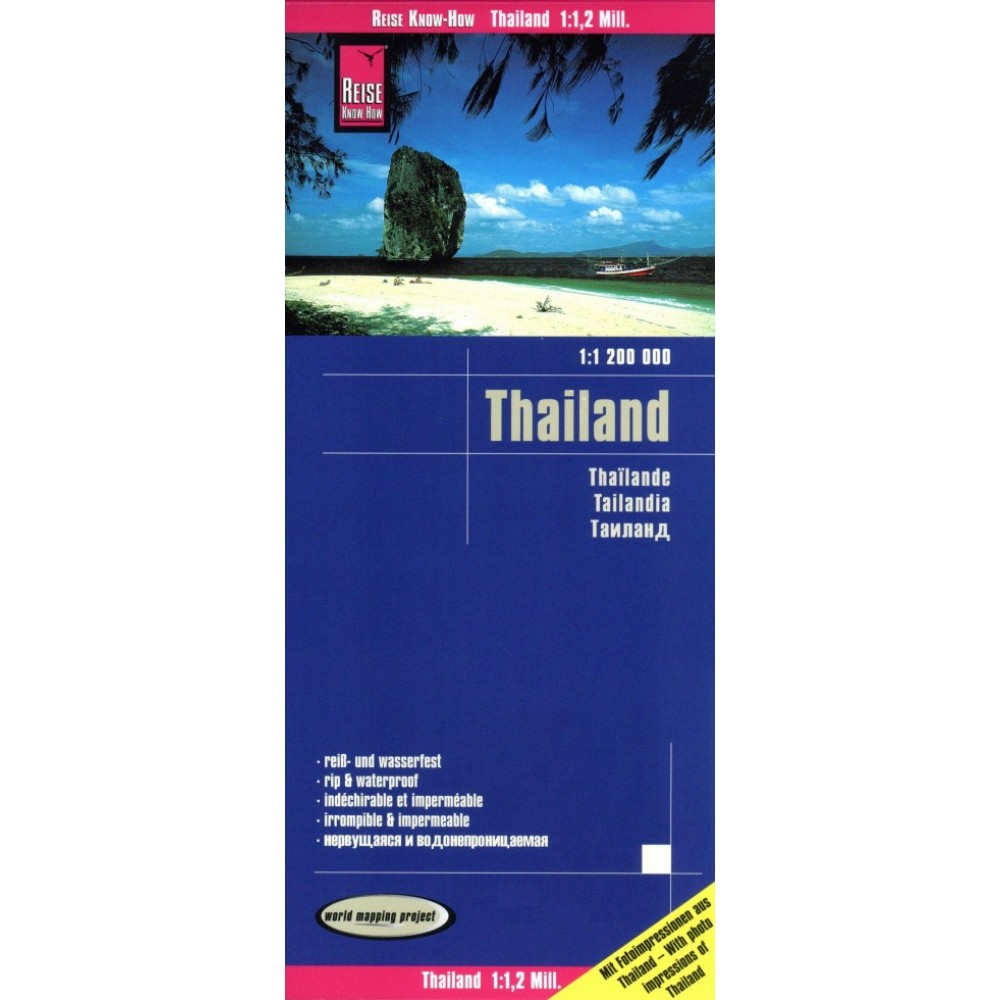 Thailand Reise Know How