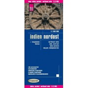Indien Nordöstra Reise Know How