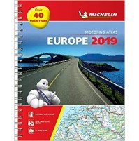 Europa Atlas Michelin 2019