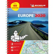Europa Atlas Michelin 2020
