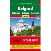 Belgrad City Pocket map FB