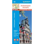 Antwerpen Anvers Michelin