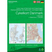 Karta Sodra Danmark.Kop Danmark Med Snabb Leverans Kartbutiken Se