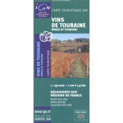 Touraine Vinkarta IGN