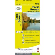 108 IGN Paris Rouen