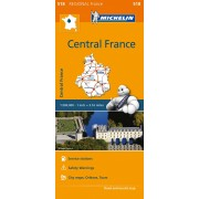 518 Central France Michelin