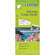 142 Asturias Costa Verde Michelin