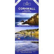 Cornwall map and guide