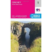 OS5 Orkney Northern Isles
