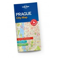 Prag City Map Lonely Planet