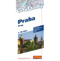 Prag City Flash Hallwag