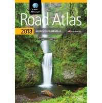 USA Roadatlas 2018 RandMcNally