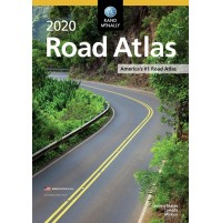 USA Roadatlas 2020 RandMcNally