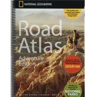 USA Nordamerika Road Atlas NGS