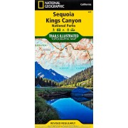 Sequoia Kings Canyon National Parks NGS