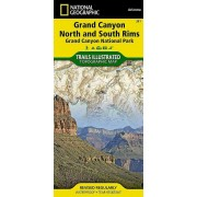 Grand Canyon North and South Rims NGS