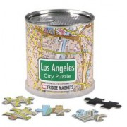Los Angeles City Magnetic Puzzle