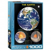 The Earth Pussel 1000 bitar