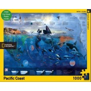 Pacific Coast NGS Pussel 1000 bitar
