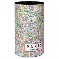 Paris City Puzzle