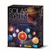 Glow Solar System Mobile Making Kit