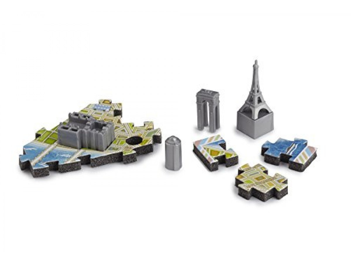 4D Puzzle Paris Mini 166 bitar