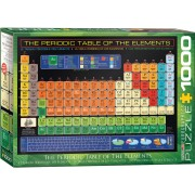 Periodic Table of the Elements Pussel 1000 bitar