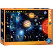 The Planets Pussel 1000 bitar