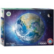 Earth, Save the Planet Pussel 1000 bitar