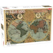 Old World Map pussel 500 bitar