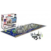 4D Puzzle New York 900 bitar