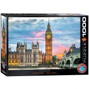 London Big Ben Pussel 1000 bitar