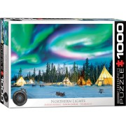 Northern Lights Pussel 1000 bitar